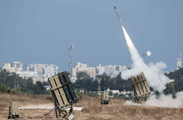Politico: U.S. Congress Suggests Providing Ukraine with Iron Dome Missile Defence Batteries