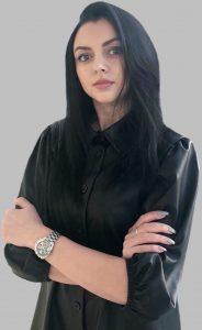 Valentina Ternova expertka