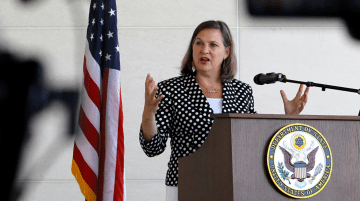 Victoria Nuland: United States Ready to Participate in Normandy Format Talks