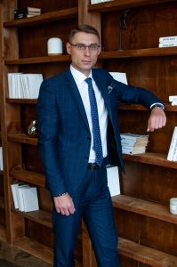 Vitaliy Matseluh expert